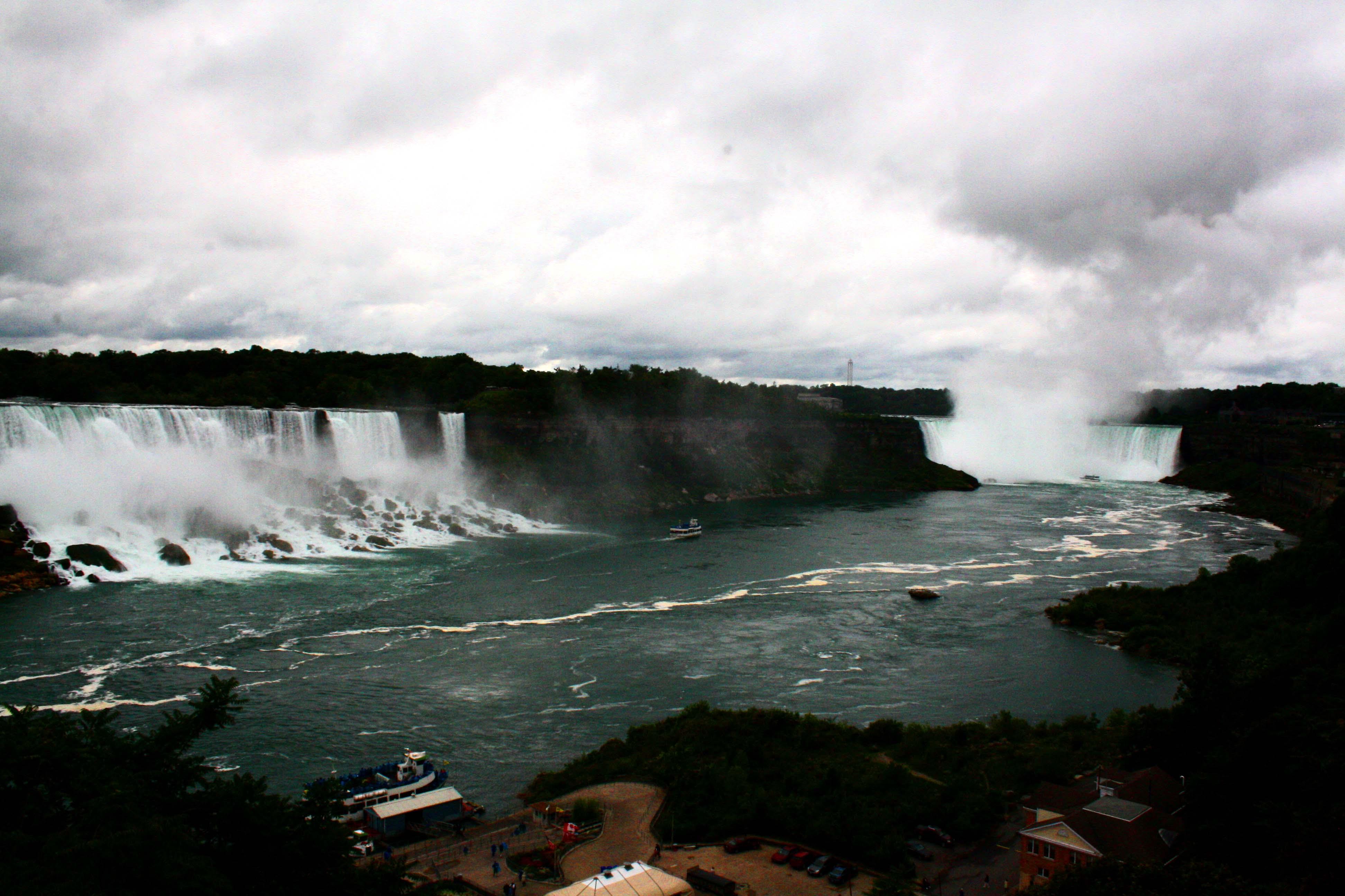 descriptive essay about niagara falls