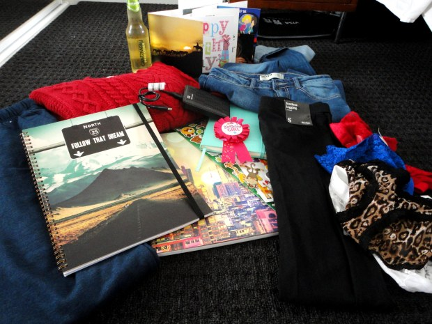 This week I celebrated my birthday and finally have warm winter clothes aswell as half of Typo :) - I love that store!