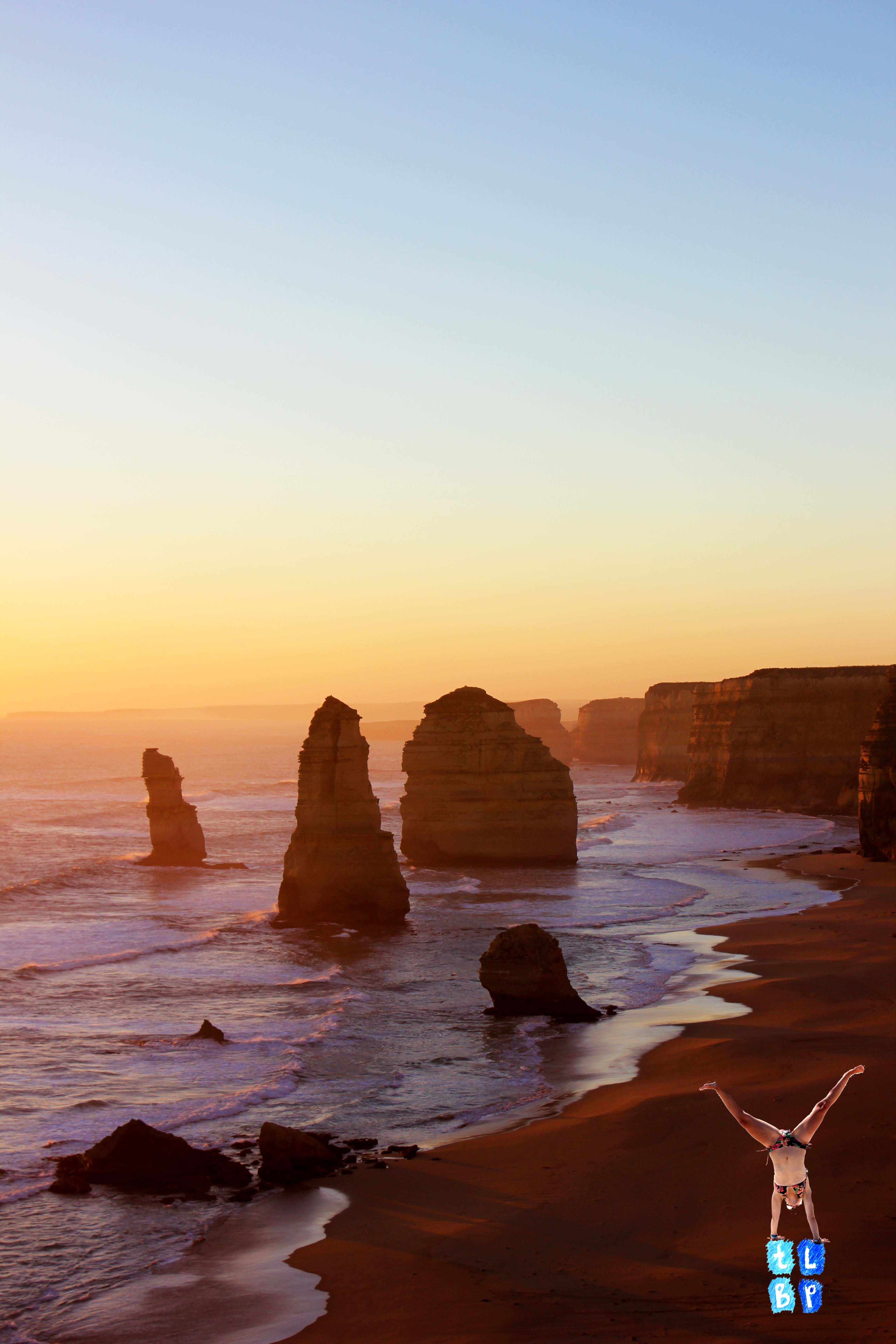 Sunset at the 12 Apostles - Photo Essay - The Little