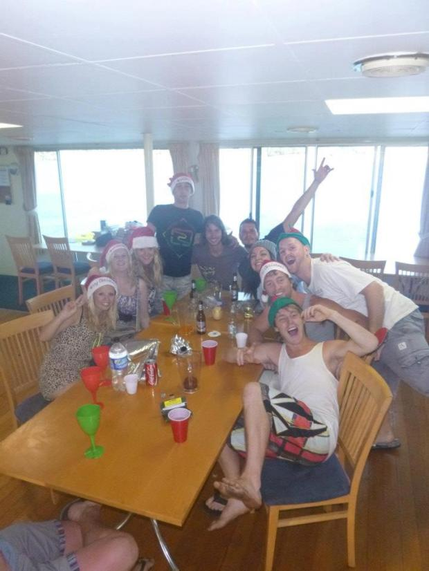 Christmas on the MRQ