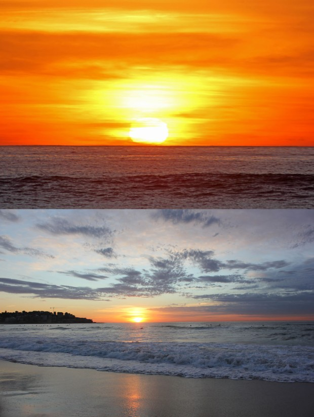 These images were taken just a few minutes apart. Top using the zoom lens and bottom using the standard lens. The difference is incredible.