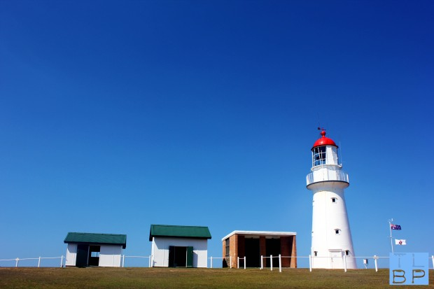 Lighthouse On Middle Island