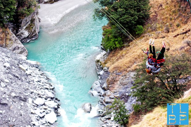 Canyon Swing in Queenstown