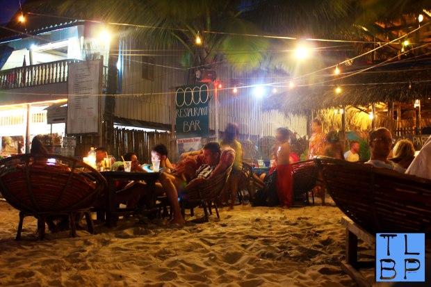 Koh Rong, CoCo's Bar