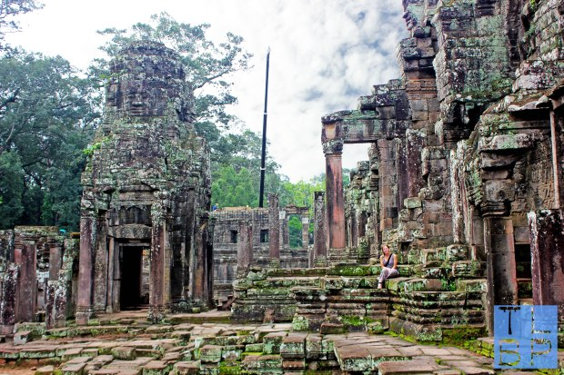Bayon Temple - Can you find me?