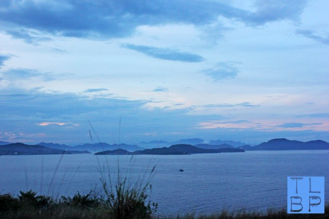 The road to Nha Trang