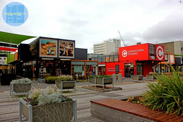 Christchurch Re-Start Mall