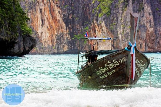 Maya Bay Longtail, Thailand
