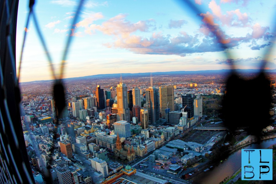 Melbourne From Above - The day we climbed the Eureka Sky Deck