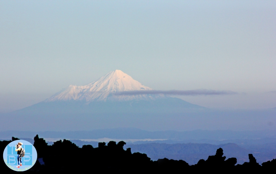 Views Of Mt Egmont on the West Coast