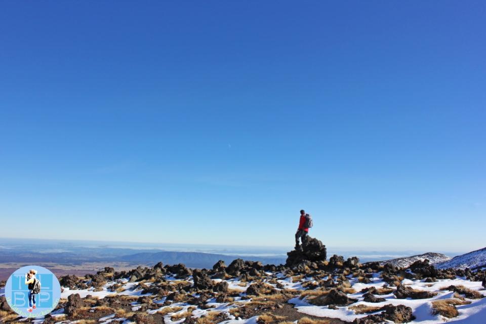 My boyfriend being an explorer - love this shot