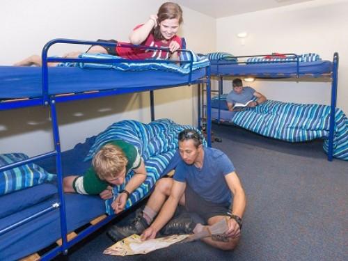 Spacious Dorm Rooms