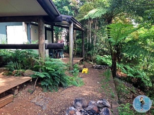 Our Safari Huts
