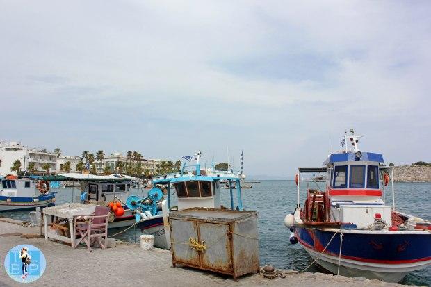 Kos Town Harbour