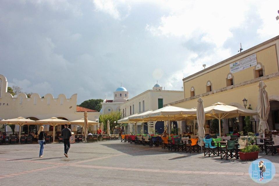 Kazouli Square