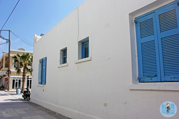 Building in Greece