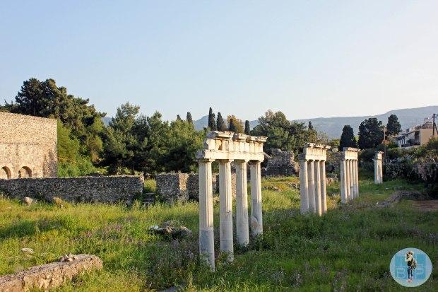 Ruins in Kos Town