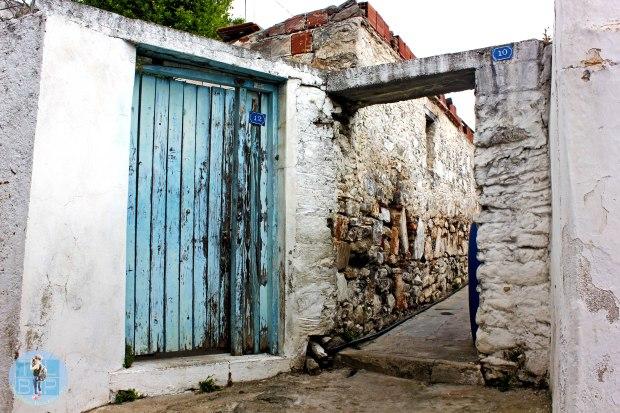 Alley way in Bodrum