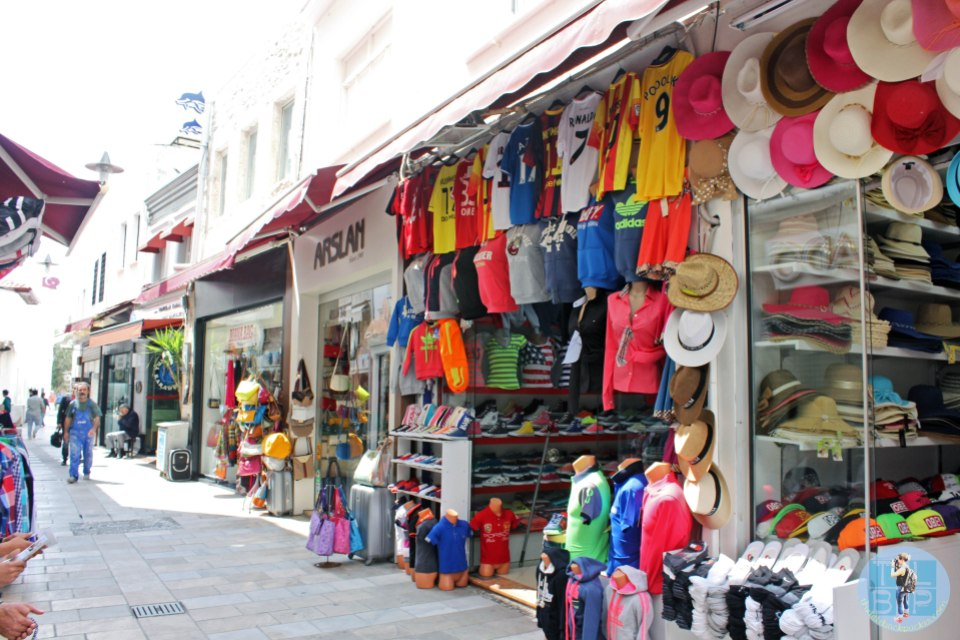 Shops In Bodrum
