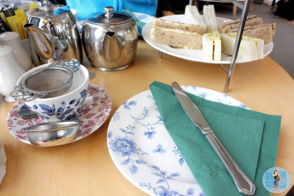 Afternoon tea Crieff