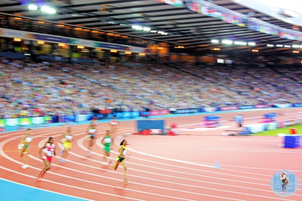 Athletics at Hampden Park