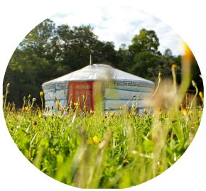 featured image yurt
